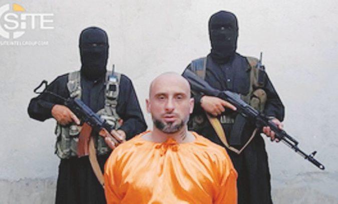 """Libero l'italiano Alessandro Sandrini:  """"Preso da una banda di sequestratori"""""""