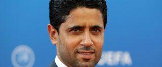 """Psg, il presidente Al-Khelaifi è indagato per corruzione. """"Tangenti per assegnare i mondiali di atletica al Qatar"""""""