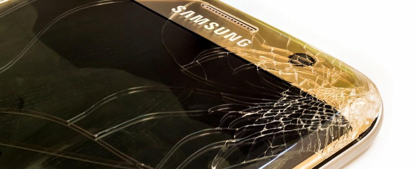 Samsung Smart Repair promette la sostituzione dello schermo dello smartphone a prezzi scontati