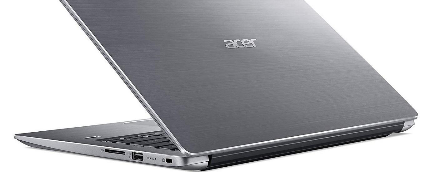 Nuovi notebook Acer Swift 3 e Nitro 5 con dotazione AMD in arrivo con prezzi da 499 euro