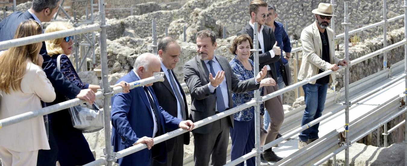 Pompei, cambiano i ministri ma Osanna resiste. Anche Bonisoli conferma il direttore