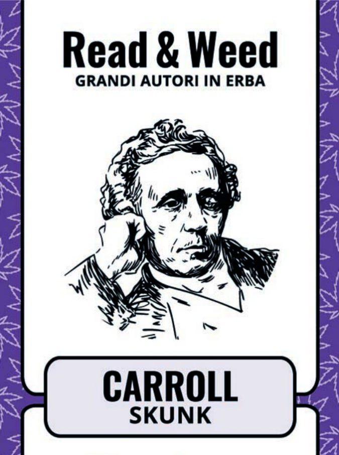 Libri e cannabis, un grammo in omaggio con i classici della letteratura: da Omero a Baudelaire