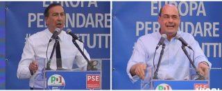 """Pd, Sala: """"Non mi fido dei bulletti sovranisti"""". Zingaretti: """"Chi governa ha stessi gli obiettivi dei nemici dell'Italia"""""""