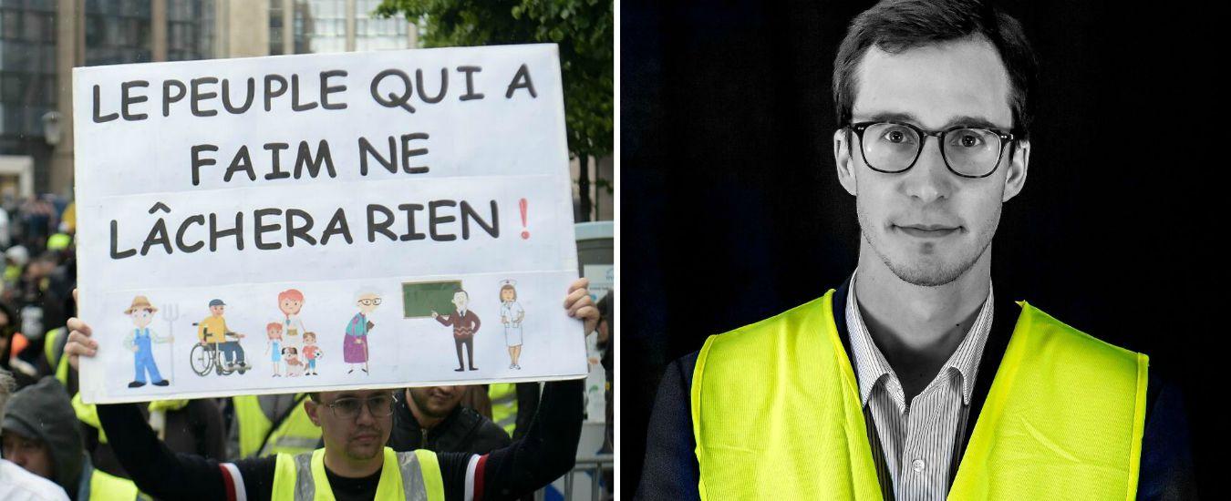 Gilet gialli, portavoce: 'Contro di noi repressione di Stato. Ue? Inutile, vantaggi solo a Berlino. Noi stiamo con Italia e Grecia'