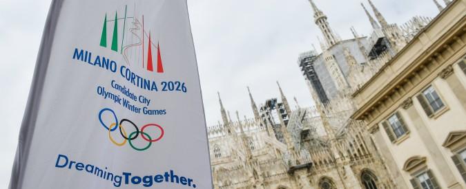 """Olimpiadi invernali 2026, il Cio spinge per Milano-Cortina: """"Soddisfa i criteri, luoghi iconici, forte sostegno pubblico"""""""