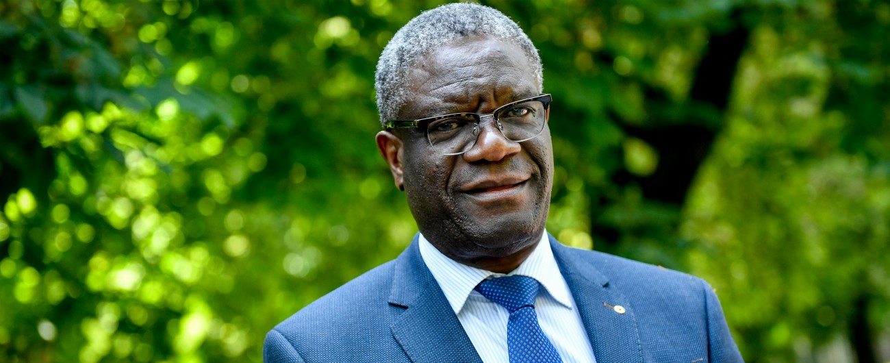 Denis Mukwege, il Nobel per la Pace è in Italia: 'In Congo violentano bimbi di 6 mesi. Vostro Paese sostenga diritti umani'