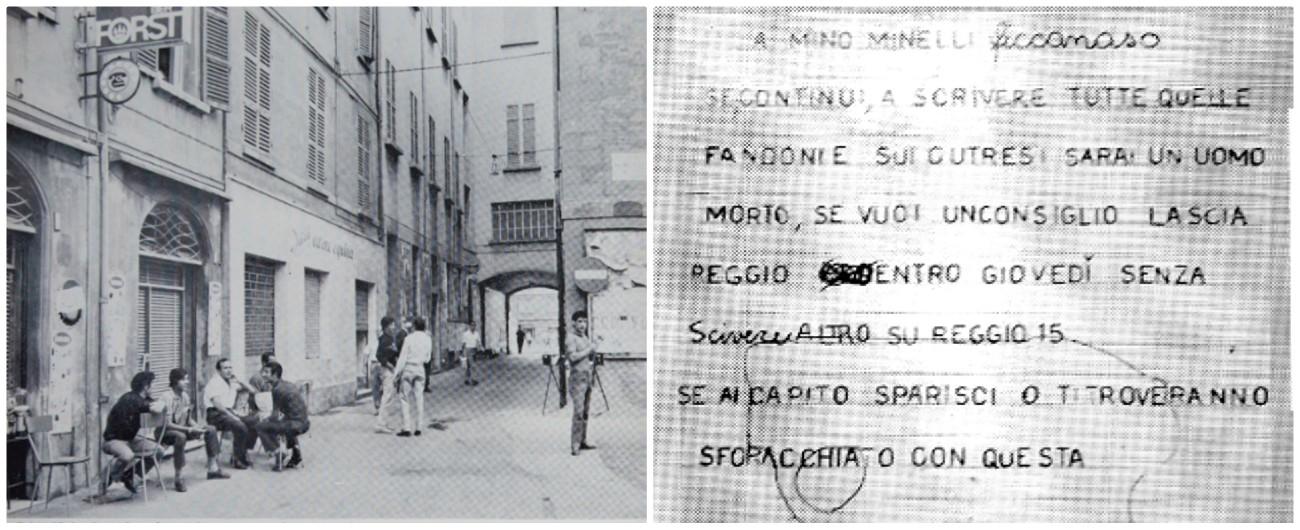 """'Ndrangheta, in Emilia c'è dal 1970. E minacciava i giornalisti: """"Smettila di scrivere dei cutresi o sei un uomo morto"""""""
