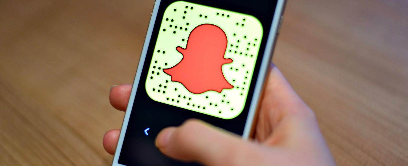 Snapchat, fuga di dati interna: dipendenti hanno spiato le informazioni degli utenti