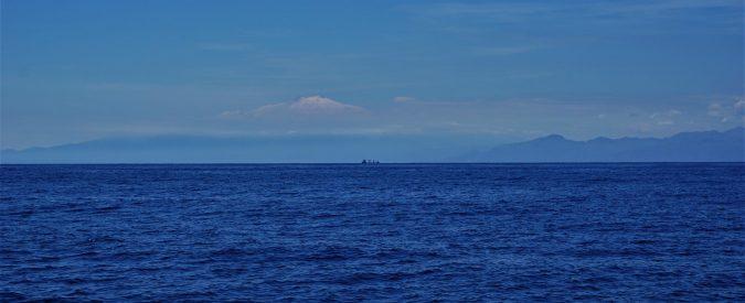Da Roccella Ionica a Vibo Valentia, in vela come in bici: stessa velocità, stessa lentezza