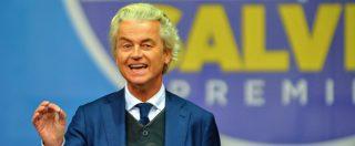 Europee, exit poll Olanda: il sovranista Wilders rischia di restare senza seggi. Urne aperte in Irlanda e Repubblica Ceca