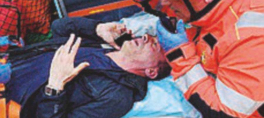 """Giornalista picchiato da polizia: """"Assurdo"""" dice il Procuratore"""