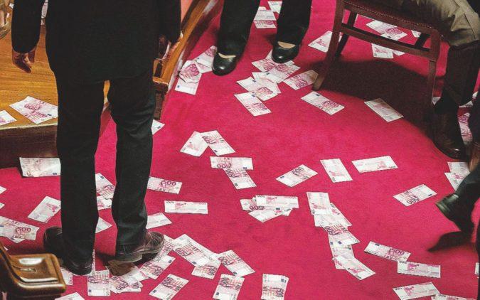 Nella guerra alla corruzione l'Italia non è più maglia nera