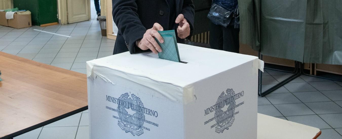 Elezioni, urne aperte dalle 7: in Italia 51 milioni chiamati al voto per eleggere 76 eurodeputati e oltre 3800 sindaci