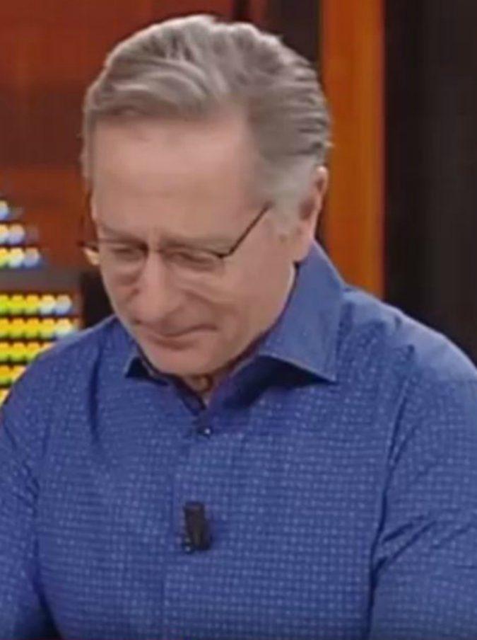 Ciao Darwin, Paolo Bonolis si commuove in diretta ricordando il collega scomparso