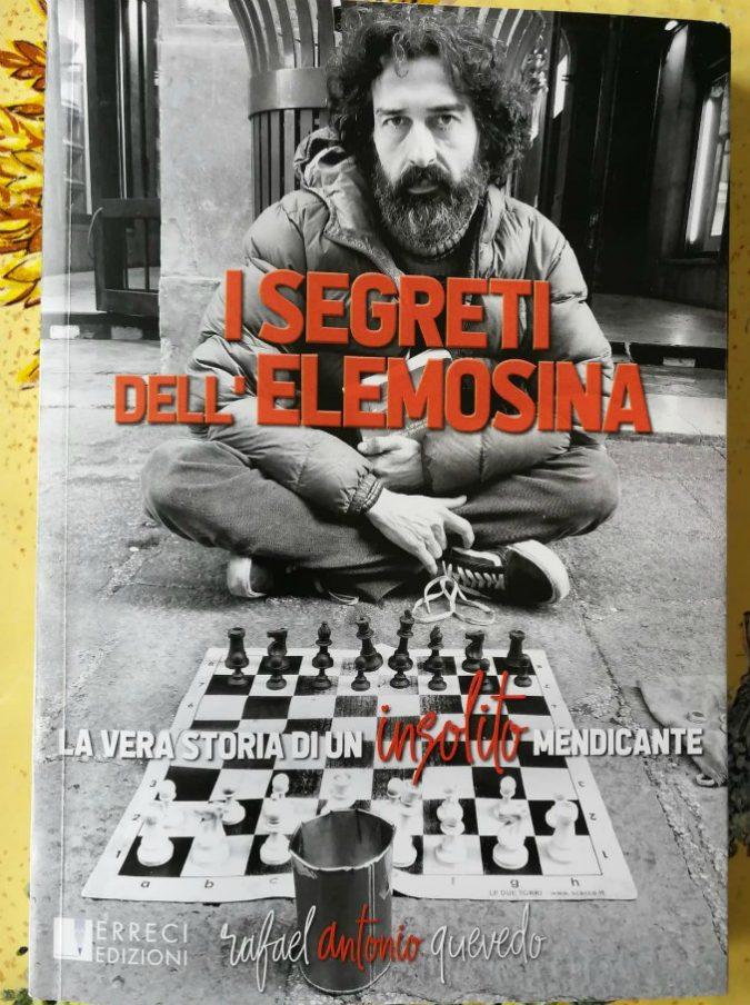 I segreti dell'elemosina, storia di un mendicante scrittore che offre una partita a scacchi in cambio di una moneta