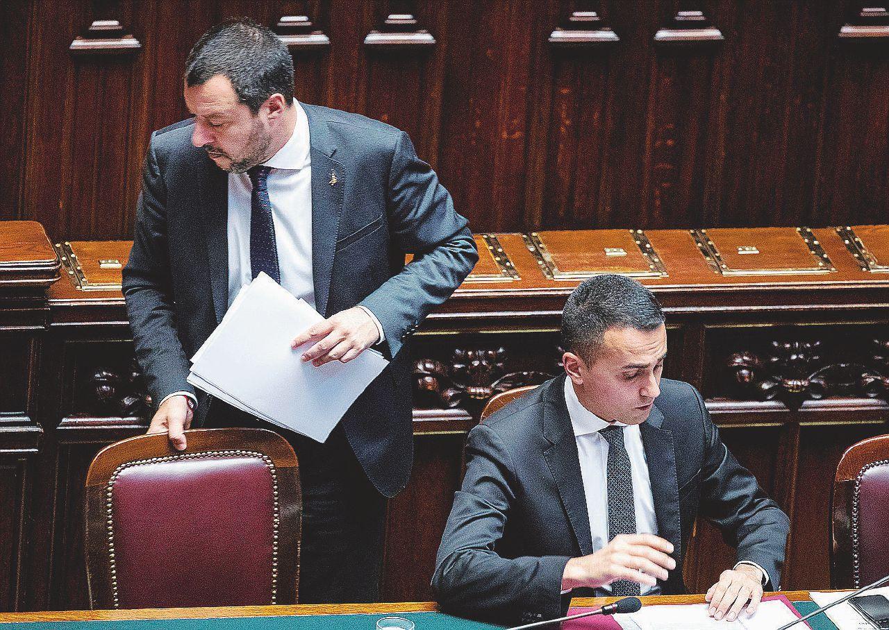 Sul Fatto del 26 Maggio: Salvini vuole staccare il M5s per trivellarci