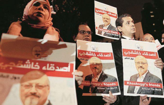 Trump dà armi ai sauditi alla faccia di Khashoggi