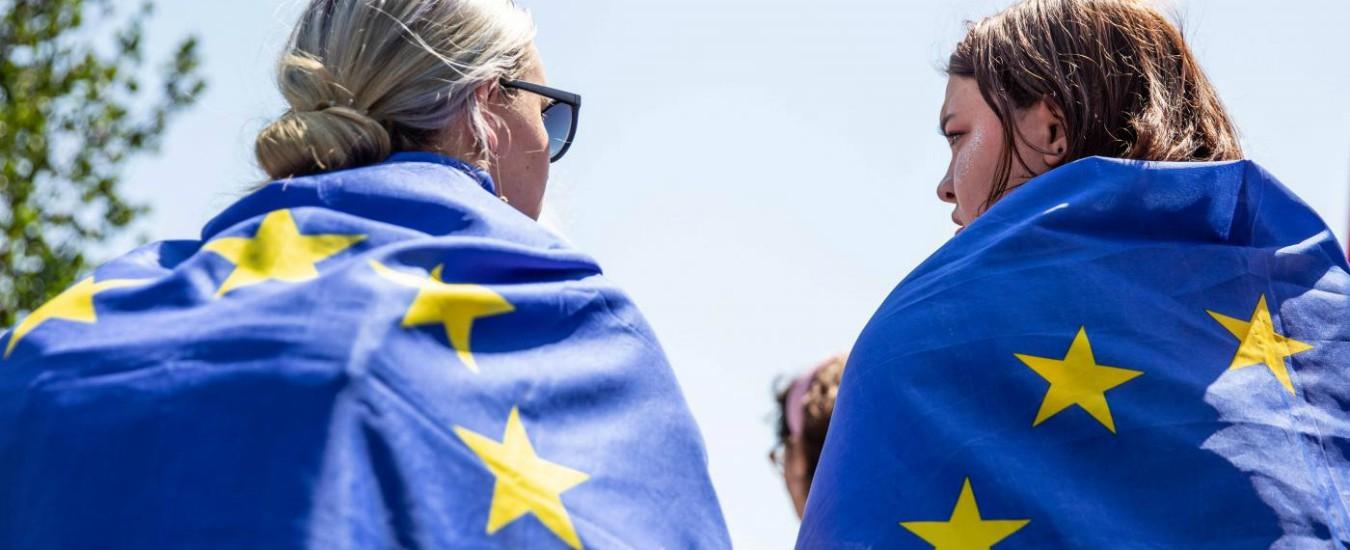 Europee, giovani aumentati del 50%. Italia prima tra gli euroscettici, ma gli elettori oggi sentono di contare di più