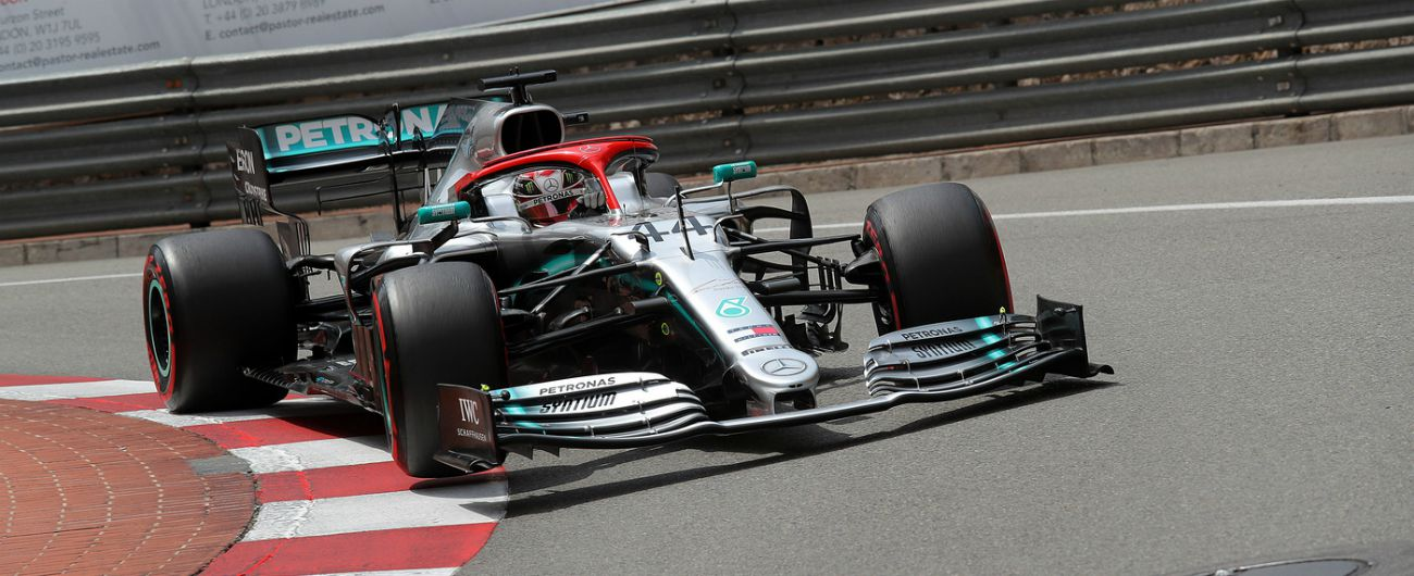 Gp Monaco, il podio: Hamilton trionfa a Montecarlo davanti a Vettel e Bottas