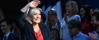 """Europee in Francia, exit poll danno Le Pen prima. """"Chiediamo questa sera lo scioglimento dell'Assemblea Nazionale"""""""