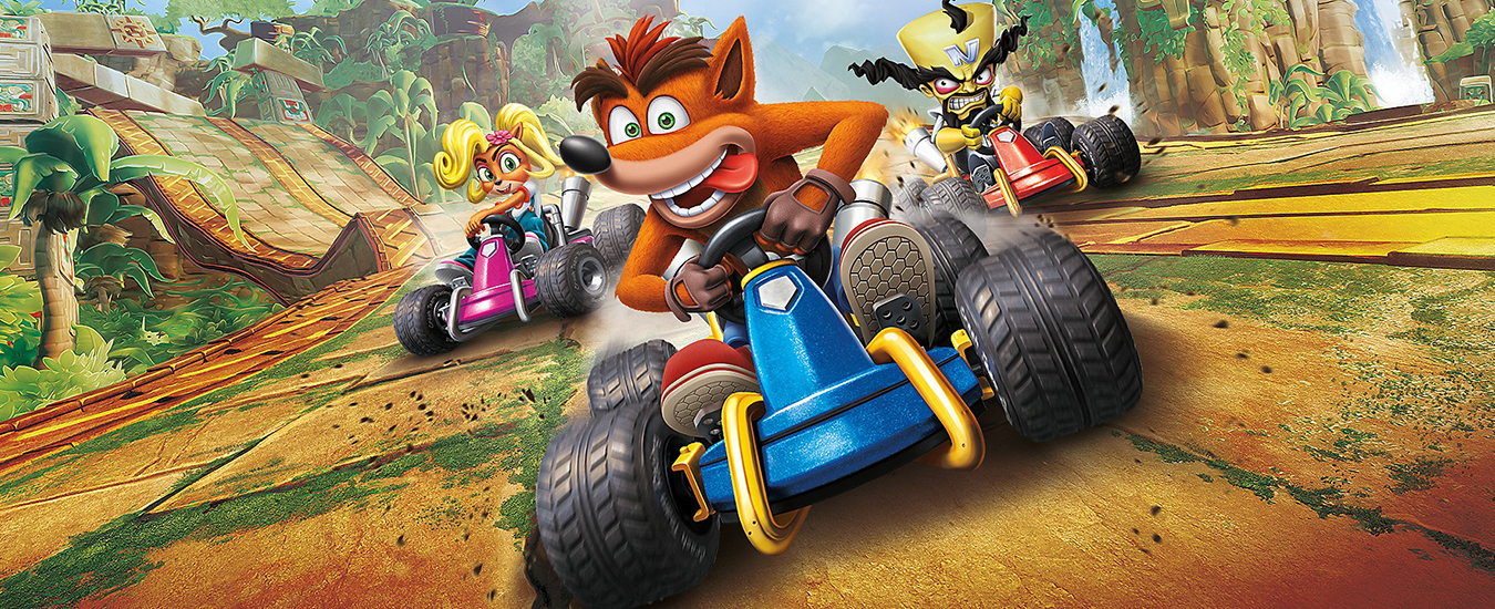 Crash Team Racing Nitro-Fueled: divertente come il gioco originale ma con una marcia in più – la prova