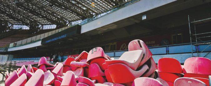 Cartellino rosso: nuovi stadi, errori antichi