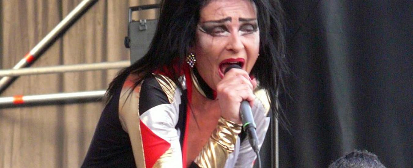 Auguri a Siouxsie Sioux, regina indiscussa della musica goth