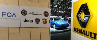 """Fca: """"Presentata proposta di fusione con Renault"""". Exor sarebbe primo socio. I francesi: """"C'è interesse"""". Incognita Nissan"""