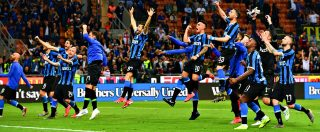 Finalmente è finita la Serie A dei falliti, con le sole emozioni a San Siro e l'Inter che festeggia ciò che pareva scontato