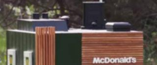 Apre un McDonald's per le api: è il ristorante più piccolo al mondo