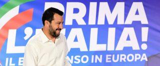 """Europee 2019, Salvini: """"Adesso cambiare le regole Ue"""". Possibili sponde nella maggioranza, dal Psoe a Macron"""