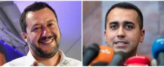 """Fondi russi alla Lega, Salvini: """"Non sono coinvolto, io mi occupo di vita reale"""". Di Maio: """"Non svii attenzione, vada in Aula"""""""