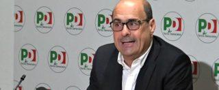 """Europee 2019, Zingaretti: """"Governo esce più fragile. Da Pd sfida a Salvini, ora leader di esecutivo immobile e pericoloso"""""""