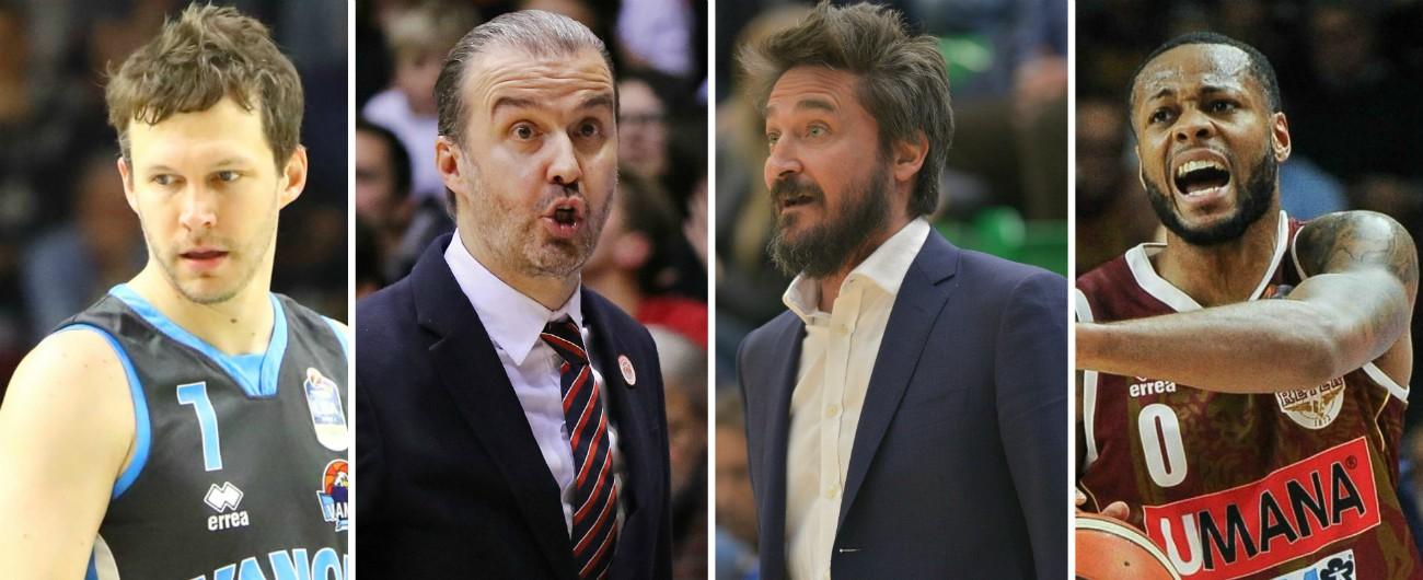 Basket, playoff: iniziano le semifinali. Milano-Sassari è la vera sfida scudetto? Cremona contro Reyer per stupire ancora