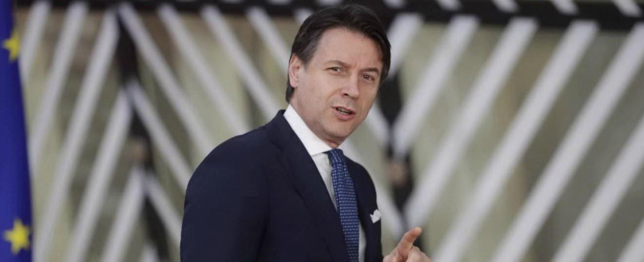 """Conte: """"Io commissariato da Salvini? No, è sempre stato nel governo. Flat tax? Non abbiamo ancora parlato di manovra"""""""