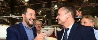 """Rixi, Siri: """"Condannato? Salvini non accetterà dimissioni"""". Di Battista: """"È nel contratto, deve andare via"""""""