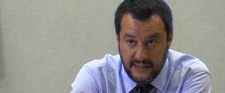 """Governo, Salvini all'incasso: """"Ora stop al Codice appalti per due anni, condono pagando il 20%, Tav e flat tax"""""""