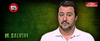 """Salvini: """"Lega si tiene pronta per governare Roma. Ultimatum di 30 giorni a Di Maio? Non l'ho mai dato"""""""