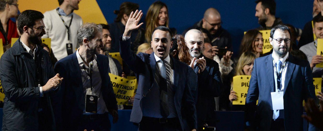 """M5s, verso il confronto in assemblea. Di Battista: """"Abbiamo fatto cazzate, ma ora si ricomincia"""". Fico: """"Parlo stasera"""""""