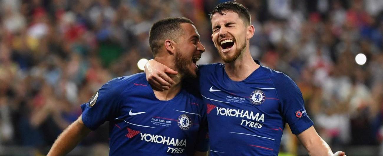 Europa League, Chelsea-Arsenal 4-1: in finale trionfo della squadra di Sarri