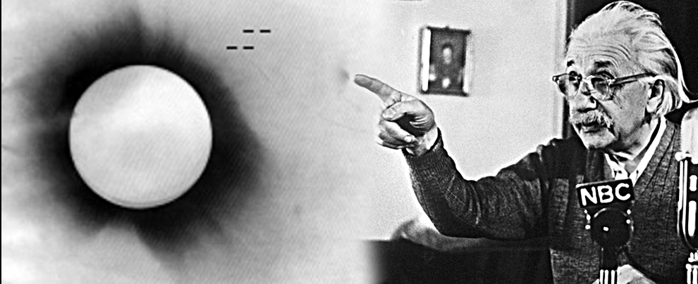 Albert Einstein, così un'eclissi solare un secolo fa confermò la Relatività