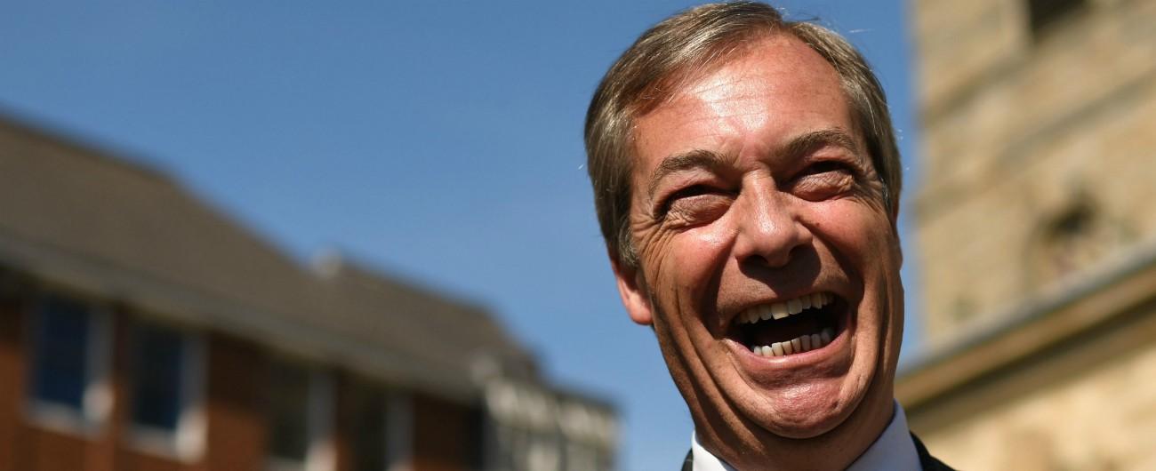 """Parlamento Ue, Zanni (Lega): """"Stiamo per chiudere accordo con Farage"""". Ma leader Brexit Party: """"Sono per restare con M5s"""""""