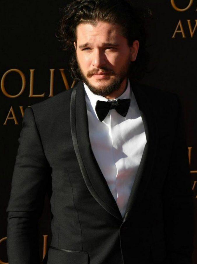 Kit Harington, il Jon Snow di Trono di Spade ricoverato per stress e abuso di alcool