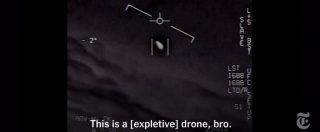 """Ufo, New York Times: """"I piloti della marina raccontano di oggetti volanti inspiegabili"""""""