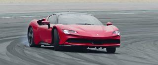 """Ecco la nuova Ferrari Sf90, il video di debutto della prima ibrida del Cavallino rampante: """"Prestazioni mai viste"""""""