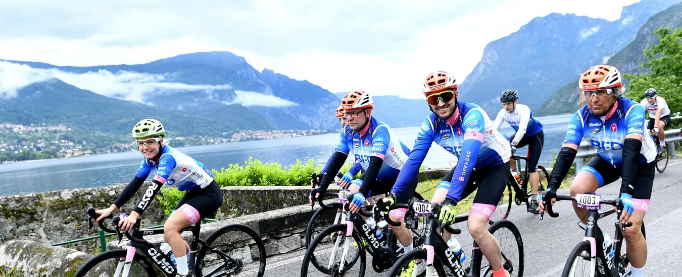 Giro d'Italia, il turismo a due ruote sfonda nel Belpaese. E nascono i 'lycrantropi'