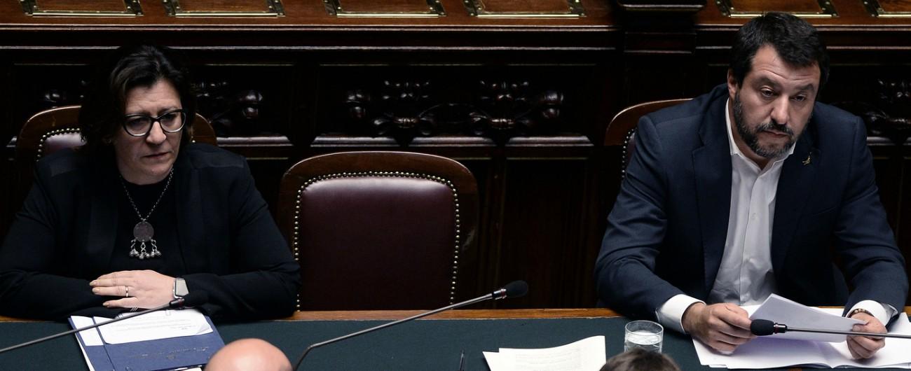 """Governo, ipotesi rimpasto. Il messaggio di Salvini al M5s: """"Non chiedo niente, ma su ambiente e Difesa ci sono problemi"""""""
