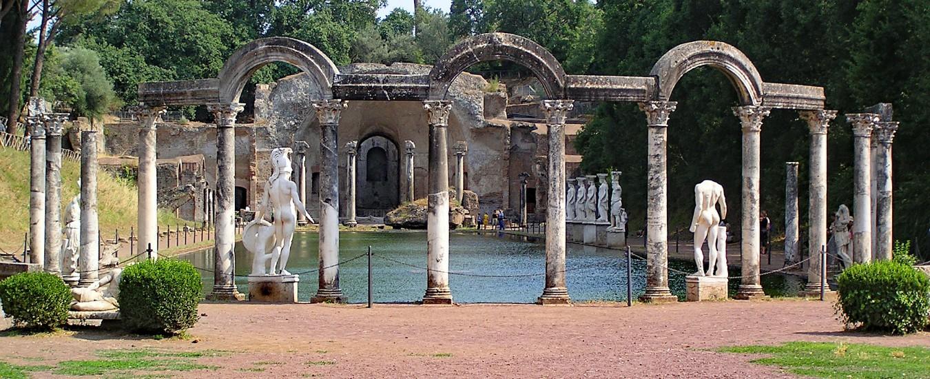 """Roma: l'ipotesi di una discarica a valle del sito Patrimonio Unesco. I timori di una """"nuova Malagrotta"""" vicino a Villa Adriana"""