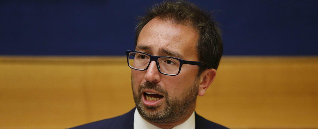 """Csm, il ministro della Giustizia Bonafede: """"Alzare un muro che tenga distante la politica dalla magistratura"""""""
