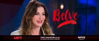 """Belve (Nove), Alba Parietti: """"Tra i miei amori Ezio Bosso e Gianluca Vialli. Anche Saviano? Sarebbe piacevole"""""""